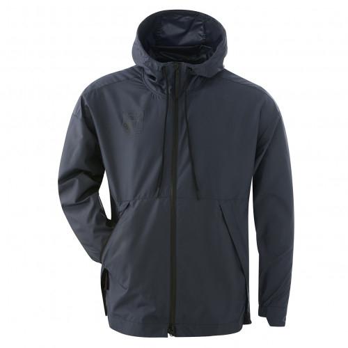 Veste de pluie Bleu adidas Homme URBAN climastorm - Taille - XL