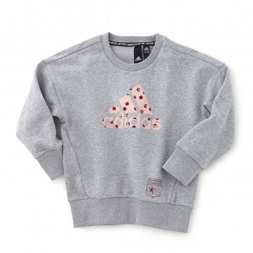 SWEAT-SHIRT FILLE MUST HAVES BADGE OF SPORT - Taille - 14-15A