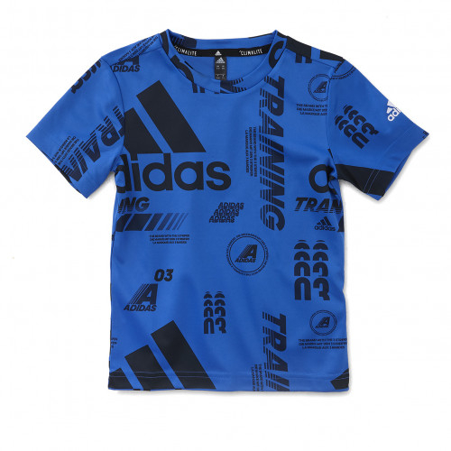 T-shirt adidas bleu junior