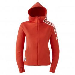 adidas Z.N.E. Women's Red Jacket