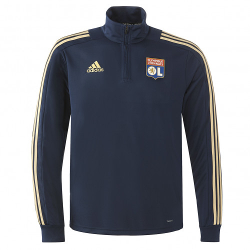 Sweatshirts bleu/or Badge of sport adidas junior - Taille - 5-6A
