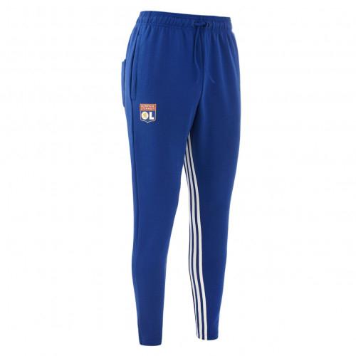 Pantalon de survêtement adidas Homme 3 bandes bleu - Taille - XL