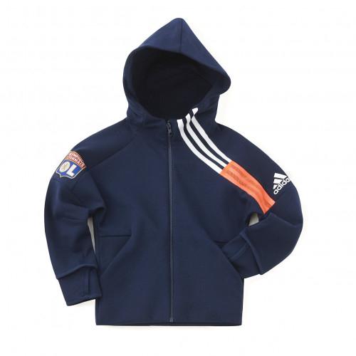 Veste à capuche Junior adidas Z.N.E. - Taille - 11-12A