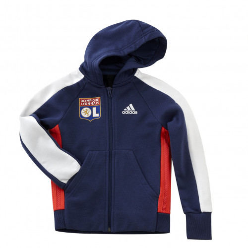 Sweat-shirt à capuche Junior adidas Athletics Club