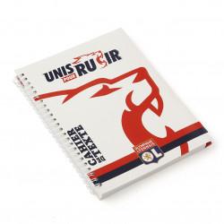 Cahier de texte Olympique Lyonnais