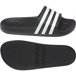 Claquettes noir adidas