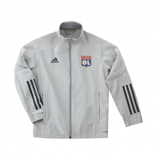 Veste de survêtement staff OL Junior 20/21