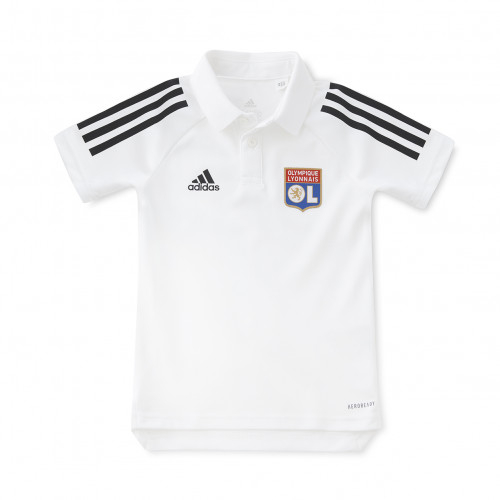 Polo de sortie staff OL Junior 20/21