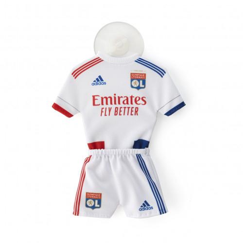 Mini-kit ventouse maillot domicile 20/21 OL