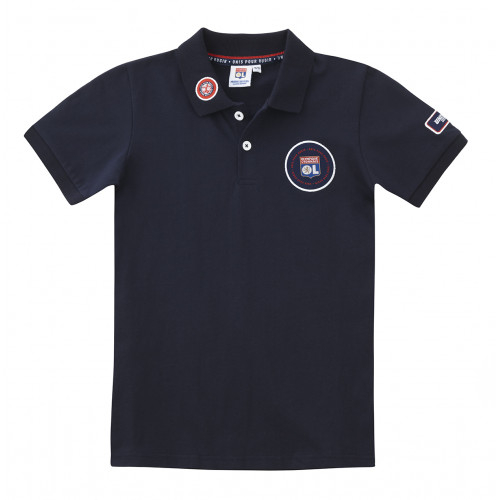 Polo Patch junior - Taille - 12-14A