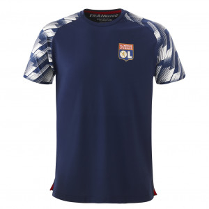 Adult TRG PERF blue jersey
