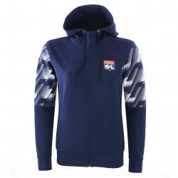 Hooded jacket TRG PERF woman