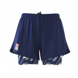 TRG PERF shorts blue woman