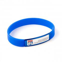 Bracelet silicone adulte