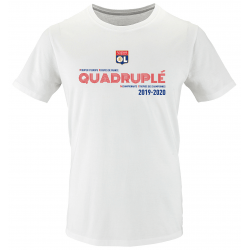 T-Shirt man quadruple Female