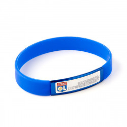 Bracelet silicone junior