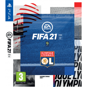 Game FIFA 21 + Lyon Olympic Scabbard