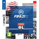Game FIFA 21 + Lyon Olympic Scabbard