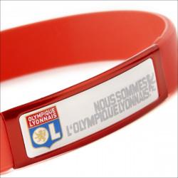 Bracelet silicone junior