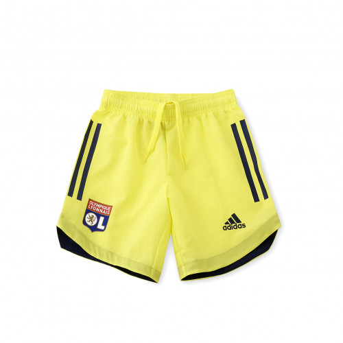 Short gardien Junior Jaune 20/21 - Taille - 7-8A