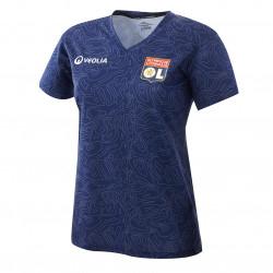 Women T-shirt OL x VEOLIA