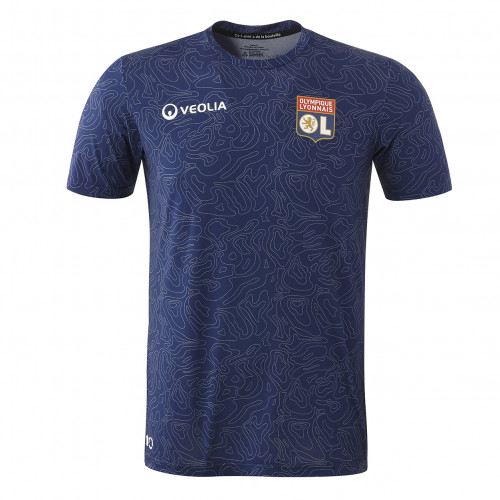 T-shirt OL x VEOLIA junior - Taille - 5-6A