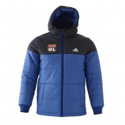 Junior blue padding jacket