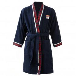 Navy blue junior bathrobe OL