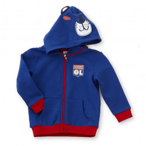Veste jogging Baby Lion - Taille - 3M