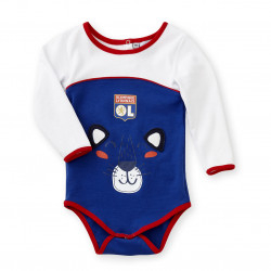 Long-sleeved bodysuit Baby Lion