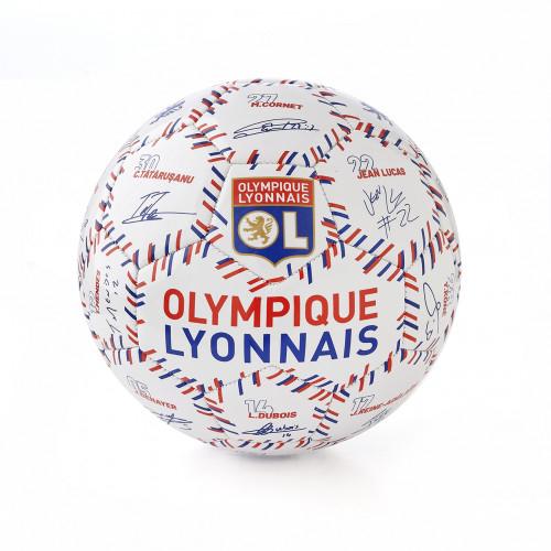 Ballon dédicaces équipe masculine T5 - Taille - Unique