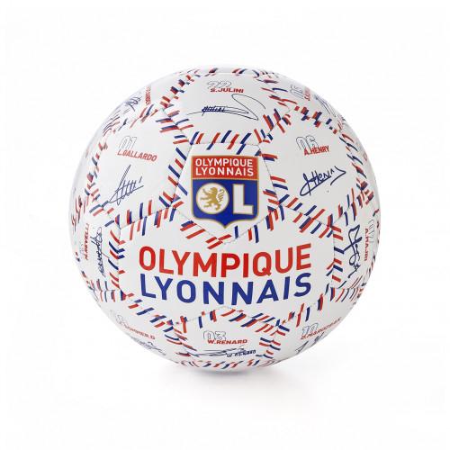 Ballon dédicaces équipe féminine T5