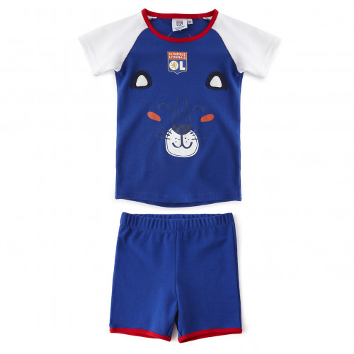 Ensemble short/tshirt Baby Lion - Taille - 3M