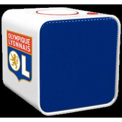 Wireless bluetooth speaker Olympique Lyonnais