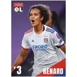 Poster Renard 20/21