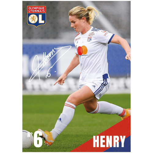 Poster Henry 20/21 - Taille - Unique