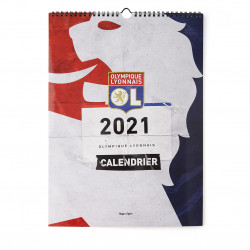 Players Wall Calendar 2021