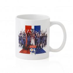 "Ceramic mug ""joueuses"""