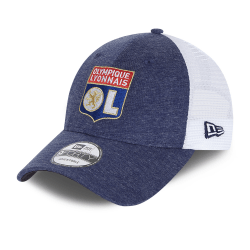 Casquette 9FORTY New Era bleu jean