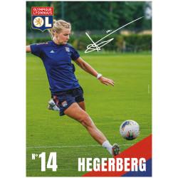 Postal cards Hegerberg 20/21