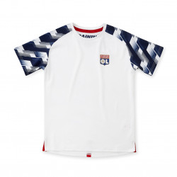 Junior white TRG PERF jersey
