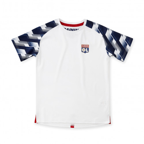 Maillot TRG PERF blanc junior - Taille - 9-11A