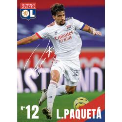 PAQUETA 20/21 postal cards