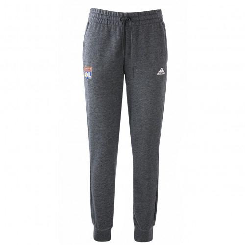 Pantalon de survêtement gris/rose femme