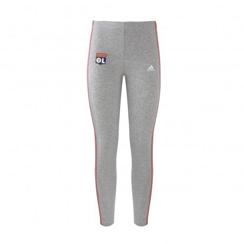Legging gris et rose fille - Taille - 7-8A
