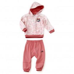 Pink baby girl set