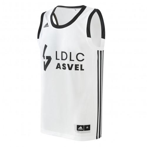 Maillot domicile junior LDLC Asvel saison 20-21