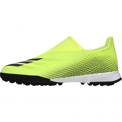 Chaussure X GHOSTED.3 Laceless Terrain Turf Junior