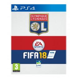 Jeu FIFA 18 Edition OL PS4