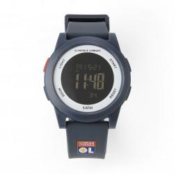 Junior digital silicone watch